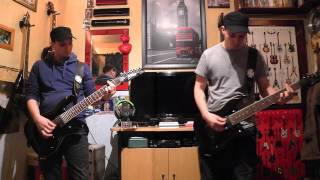 Within Temptation-And We Run feat. Xzibit (guitar cover)