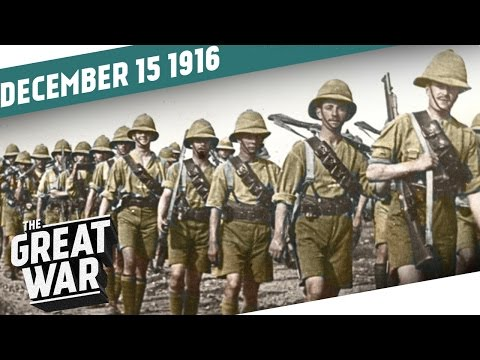 The Mesopotamian Front Awakens - Joseph Joffre Gets Sacked I THE GREAT WAR Week 125
