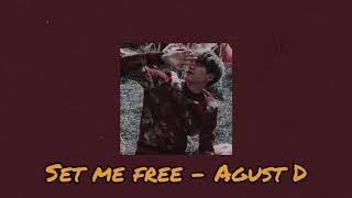 Baixar Interlude: Set me free - AgustD (English cover)