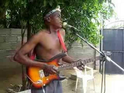 Botswana Music Guitar - Sebongile -