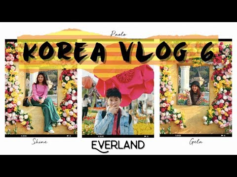 korea-vlog-6:-tulips-festival-in-everland-&-food-trip-in-myeongdong