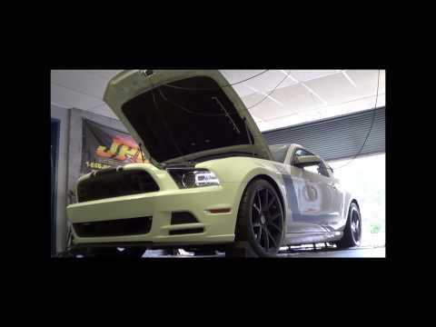 Repeat Mustang Boss 302 Armageddon Twin Turbo by Kooks