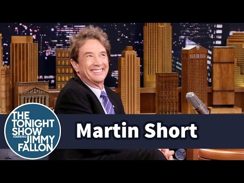 Thumbnail: Martin Short Takes Shots at Bill O'Reilly, United Airlines and Jimmy Fallon