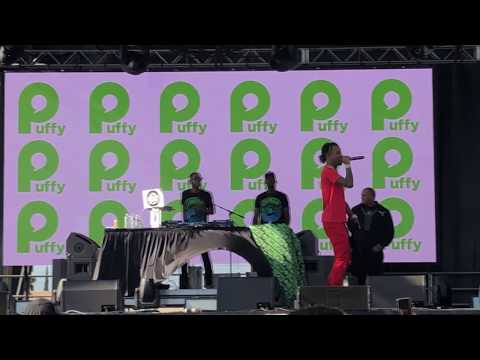 Rich the Kid Live @ Cannabis Cup 2018 | Including Plug Walk and Japan by Famous Dex