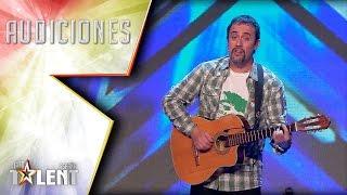 Pollito Bandolero se enfada con Risto | Audiciones 2 | Got Talent España 2017