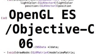OpenGL ES/ Objective-C Game Tutorial part 6: Sprite class