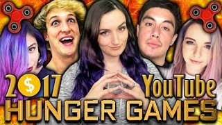 YouTube Hunger Games Simulator (2017 Edition)