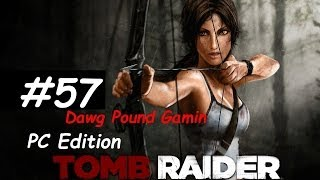 Tomb Raider 2013 Part 57 Commentary Walkthrough Nonlinear Gameplay HD