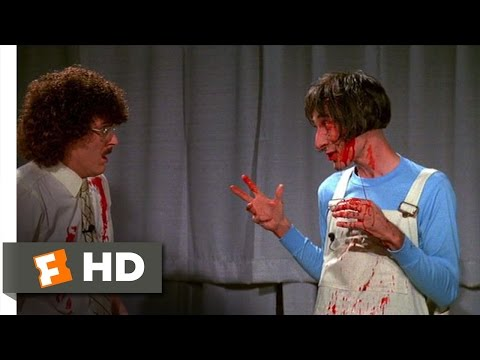 UHF (5/12) Movie CLIP - Saw Demonstration (1989) HD