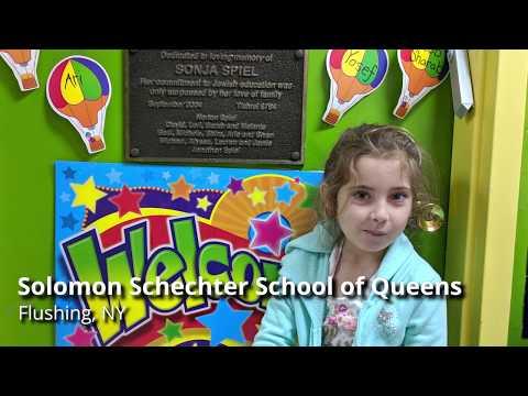 #4 CSF School Visit Video Series with Solomon Schechter School of Queens