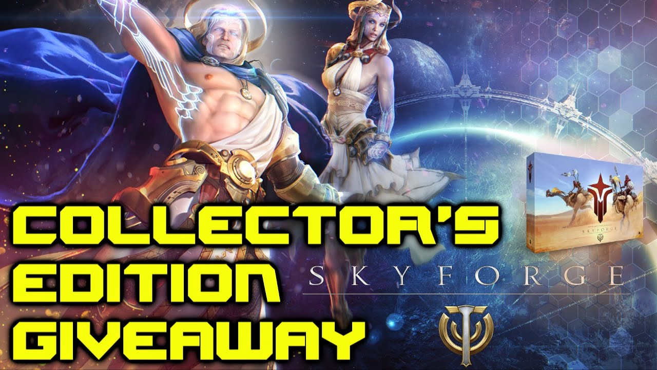 Skyforge - Collector's Edition Giveaway!
