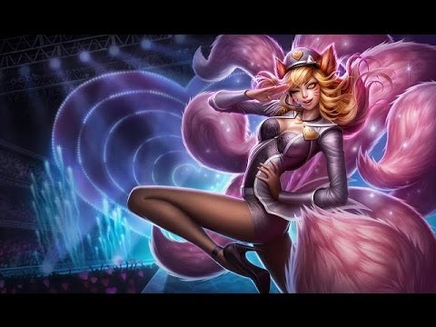 Pop Star Ahri skin