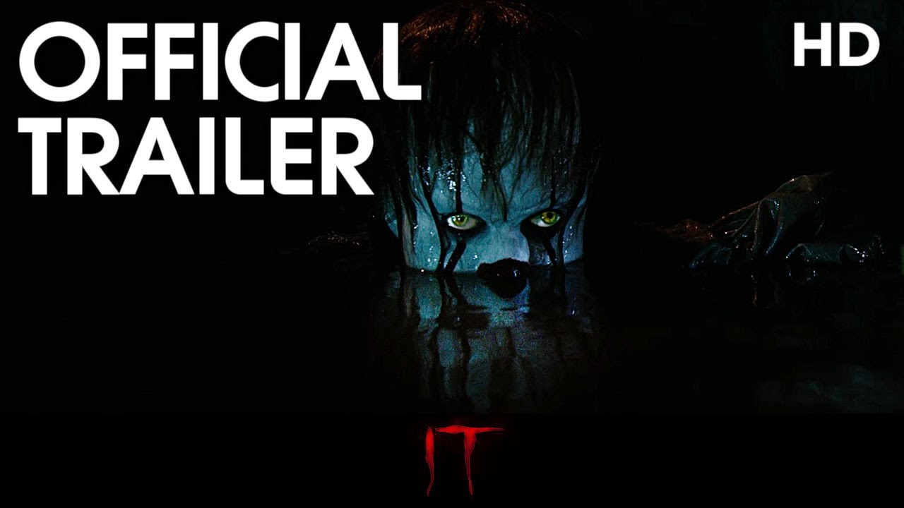 It Official Teaser Trailer 2017 Hd Youtube