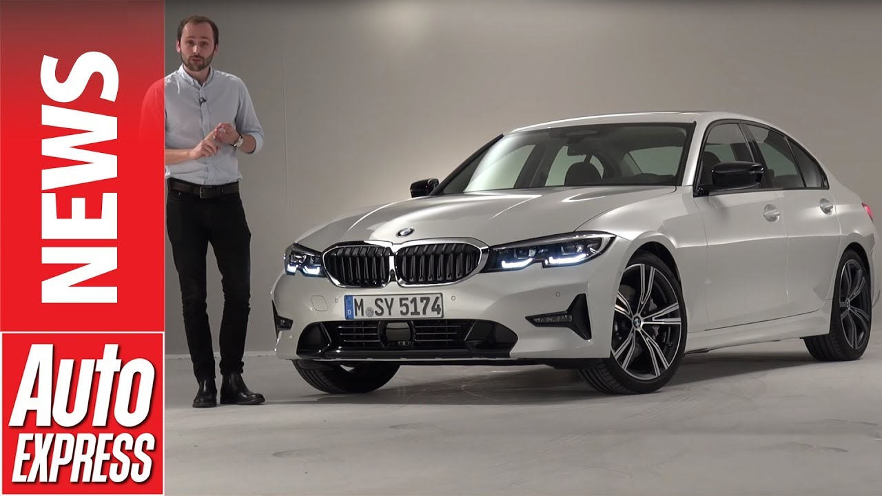 New Bmw 3 Series Revealed For 2019 Will It Remain Compact Exec King Pin