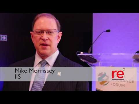 Mike Morrissey on the 2017 Global Insurance Forum