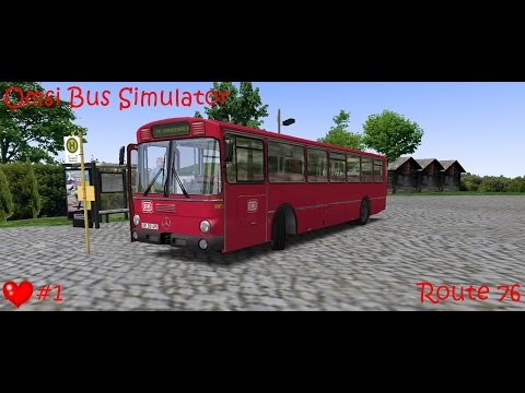 Omsi review mb o405 camo repaint for Mercedes benz route 17
