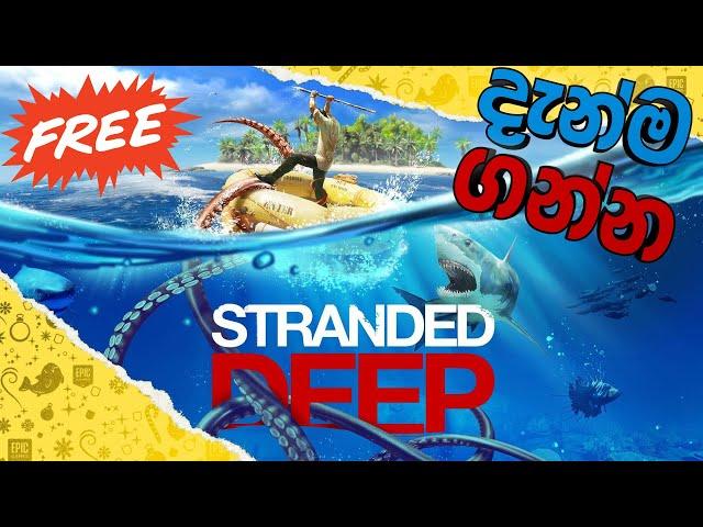 Stranded Deep FREE හැමොටම