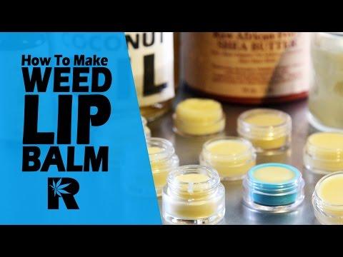 How To Make Cannabis Lip Balm Burts Buzz Peppermint Bees Cannabasics
