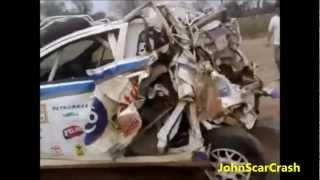 Epic BIG Rally Crash Ever / Ужасные аварии на ралли Жесть(Epic BIG Rally Crash Ever crash, compilation, 2012, 2013, truck, car, horrible, scared, жесть, авария, жесть, мясо,accident, terrible, horrible,driving, cars, ..., 2013-01-07T17:31:04.000Z)