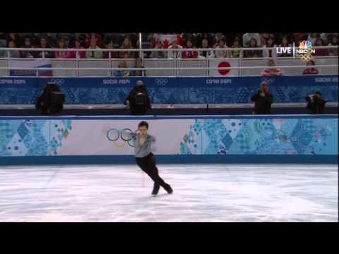 2014 Olympics Men LP 22 CHAN Patrick CAN