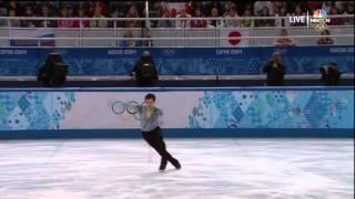 Repeat youtube video 2014 Olympics Men LP 22 CHAN Patrick CAN