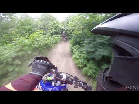 The Fastest Riding I've Ever Done! - West Higgins Lake