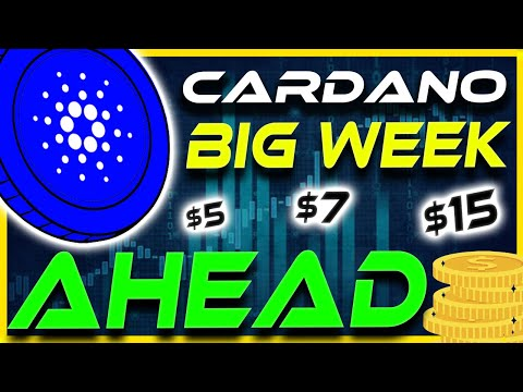 CARDANO Breakout! ADA BIG Week For Price Discovery!   Crypto