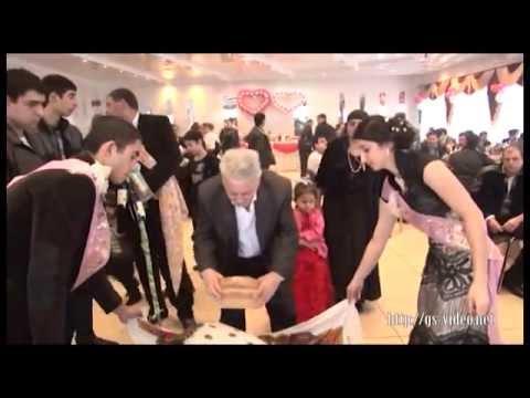 Прикольная цыганская свадьба.Сергей и Мальвина.Первая серия