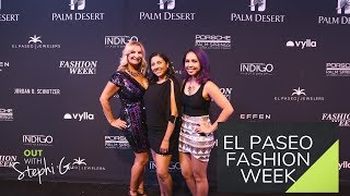Gambar cover Fashion Week El Paseo - Michael Costello & Friends of Project Runway 2019