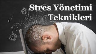 Stres Yönetimi Teknikleri Uzm Psikolog Beyhan Budak