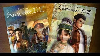 Shenmue: Relembrando a Historia!