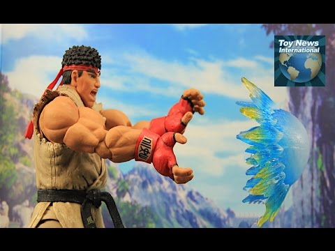 Street Fighter V 1:12 Scale Ryu Figure From Storm Collectibles Review