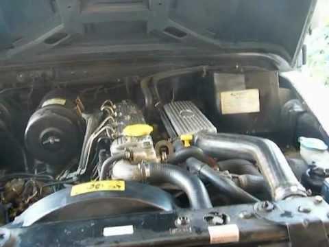 Land Rover Defender 300tdi engine  YouTube