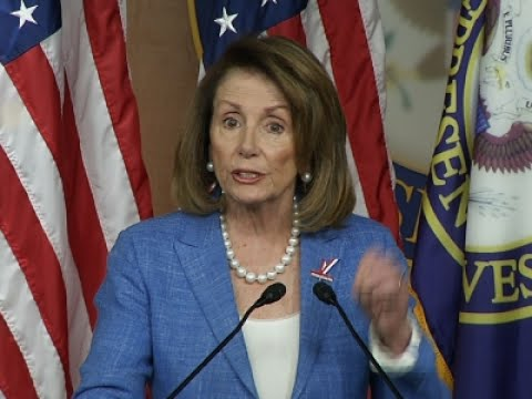 Thumbnail: Pelosi Confident of Her Caucus' Support