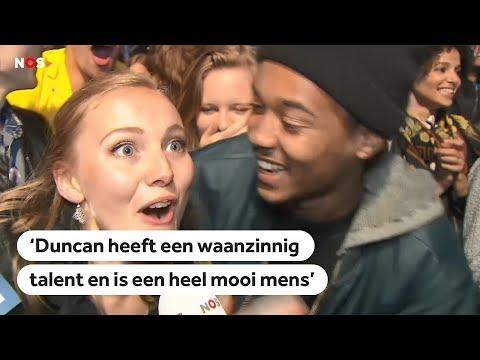 DUNCAN LAURENCE: Zo reageerde Nederland op de winst van het Songfestival