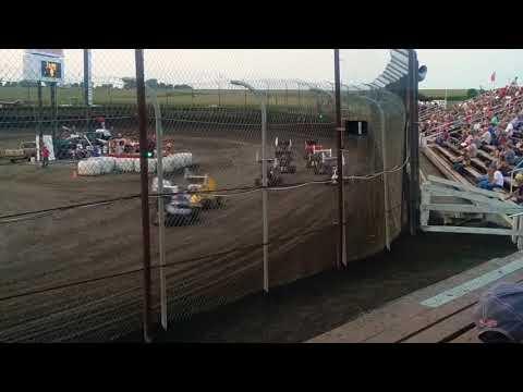 POWRi Micros Heat 2  Macon Speedway