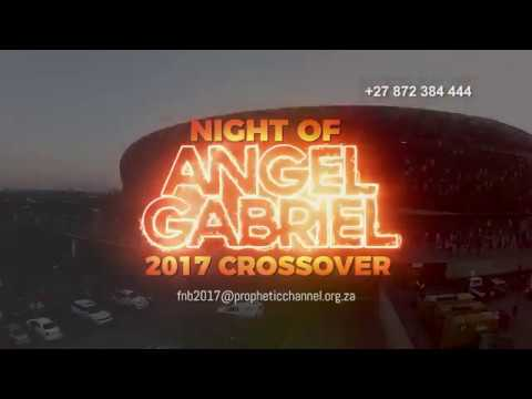 Night of Angel Gabriel, 2017-2018 Crossover Night | Prophet Shepherd Bushiri