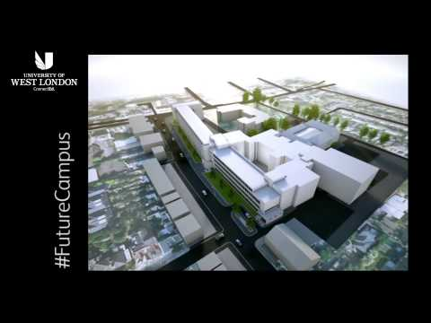 University of West London - Future Campus project