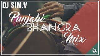 Non-Stop Punjabi Bhangra Mix | Dj Sim.V | Syco TM