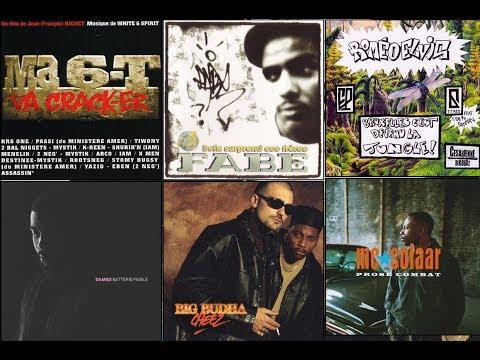 Hip Hop FR Sample Collection (Part. 2)