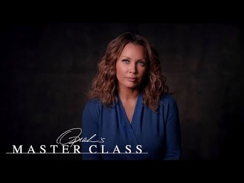 Vanessa Williams Opens Up About Being Molested as a Child  Oprah's Master Class  OWN