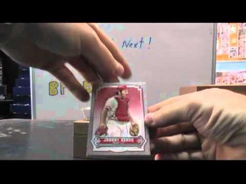 2012 Topps FIVE Star Baseball Hobby Box/Case BreakGB 7 SEVEN