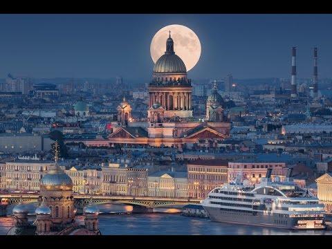 Интересные факты о Санкт-Петербурге - город мечты