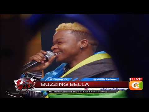 10 OVER 10 | Enock Bella performing live on the ten