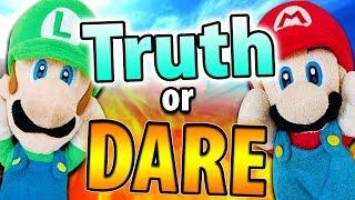Crazy Mario Bros - Truth or Dare!