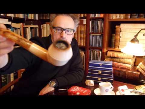 Meerschaum carver Mehmet Ali Birinci