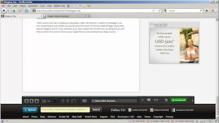 How to Use Scribd.com