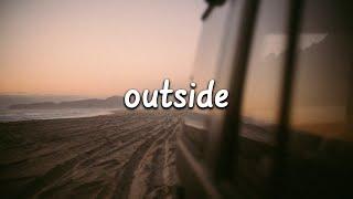 Koda - Outside (Lyrics)
