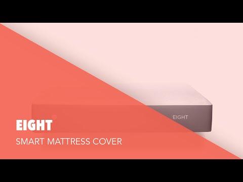 Eight Smart Mattress Cover: Revolutionize Your Sleep - #GadgetFlow Showcase