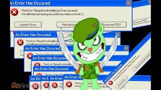 Fliqpy Error on PS2